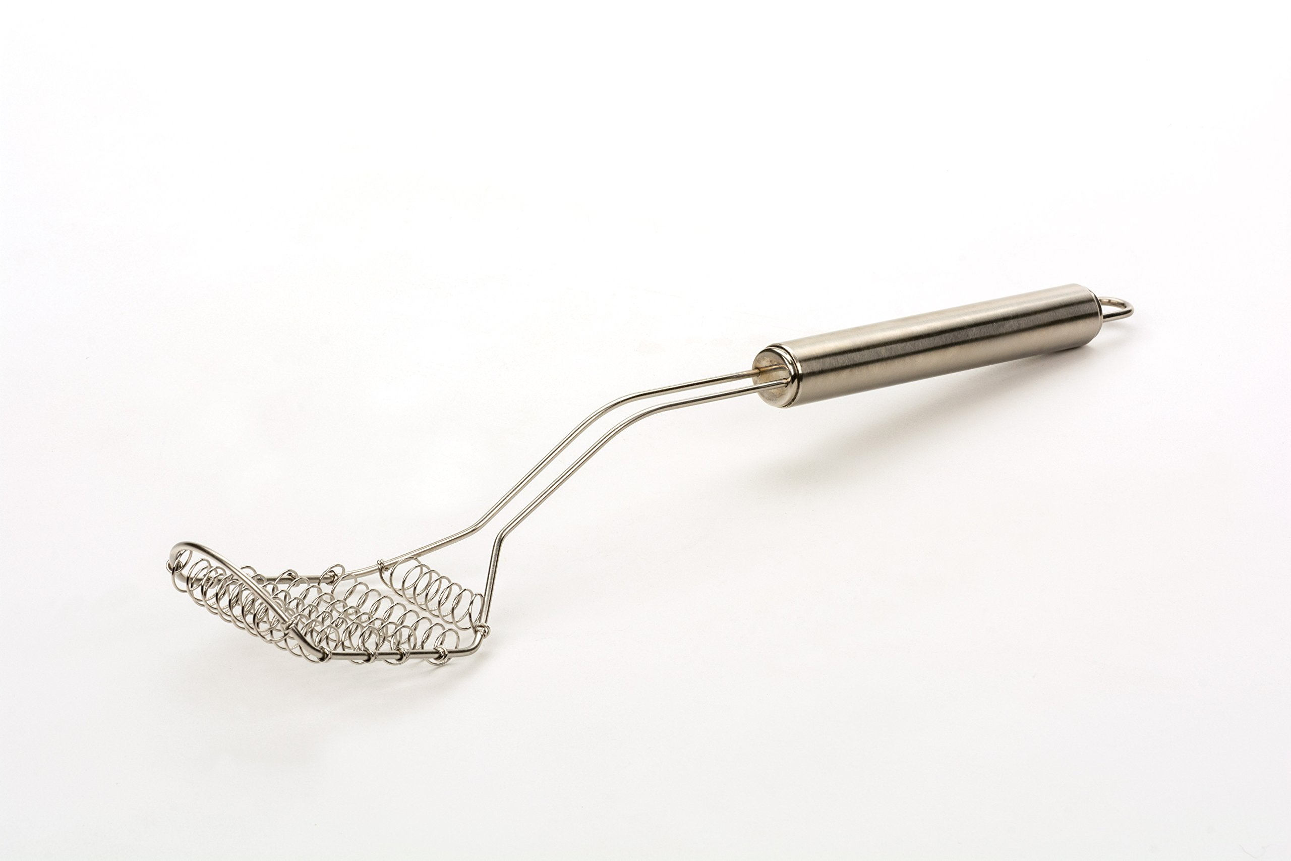 RSVP FSW-14 18/8 Stainless Steel Flat Sauce Whisk by the Everyday Gourmet