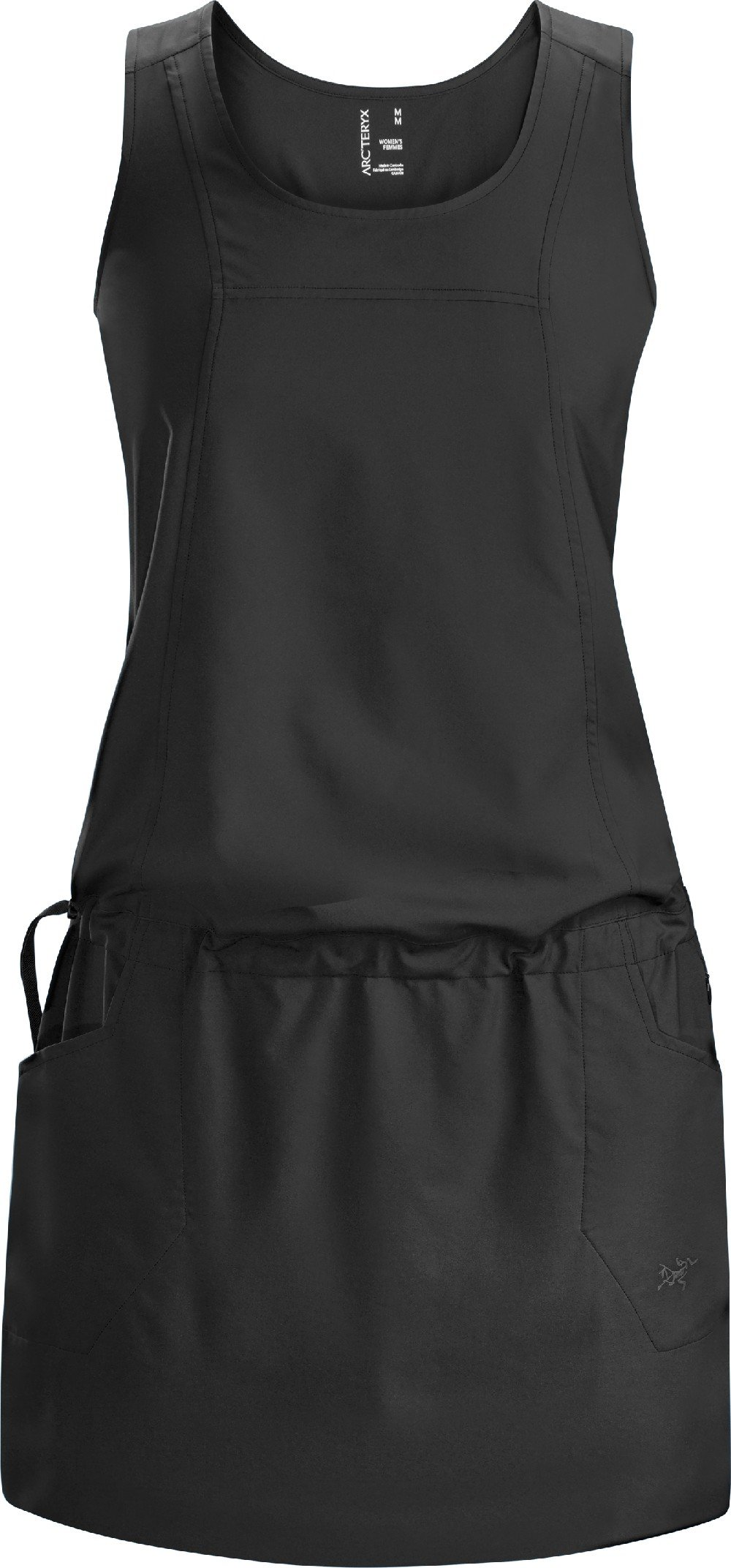 ARC'TERYX Contenta Dress Women's (Black, Medium)