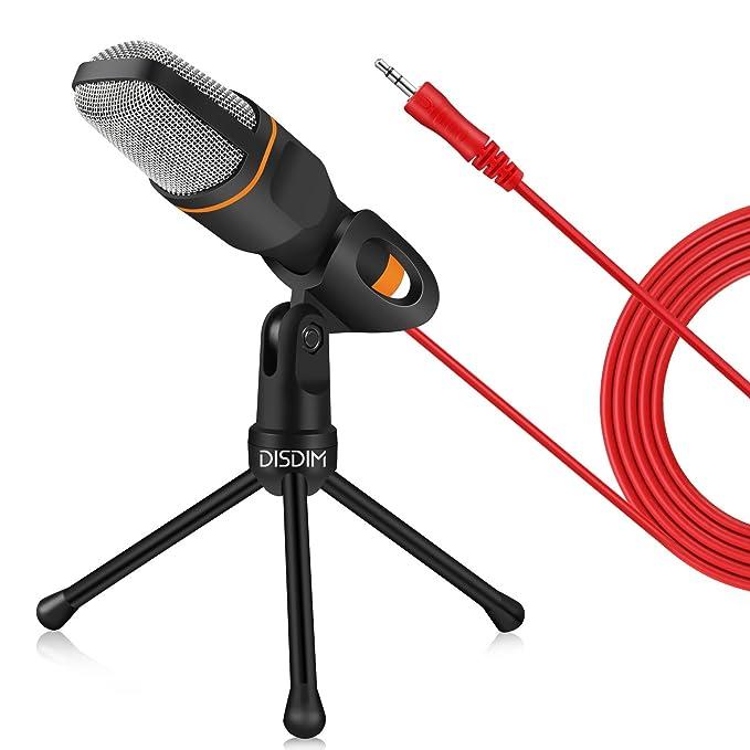 1 opinioni per Disdim professionale condensatore audio podcast e microfono di registrazione con