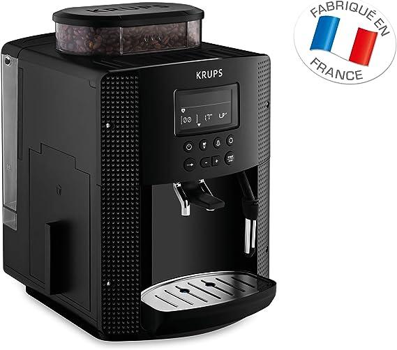 Cafetera Espresso 1.6L Negro Krups