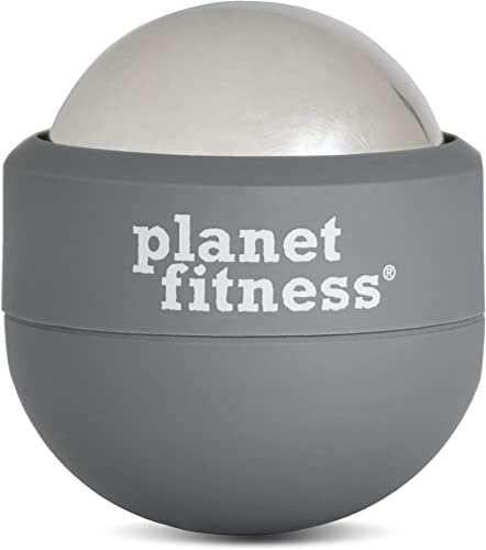 Planet Fitness Cold Thearapy Gel-Infused Massage Ball Roller