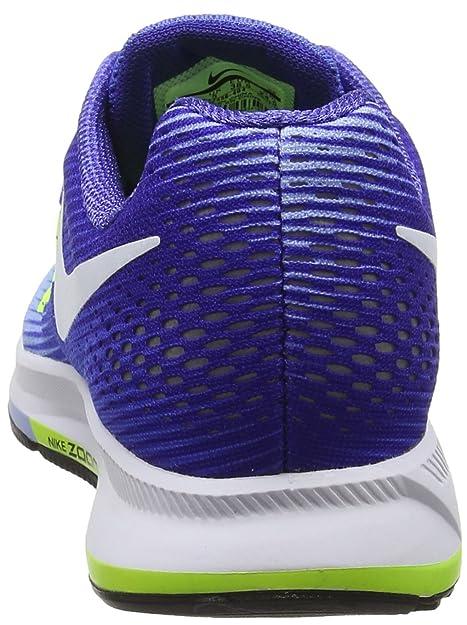 best loved cd45b 3a741 Nike WMNS Air Zoom Pegasus 33, Chaussures de Gymnastique Femme  MainApps   Amazon.fr  Chaussures et Sacs