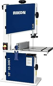 Rikon 10-3061 Deluxe Bandsaw - Premium Unit