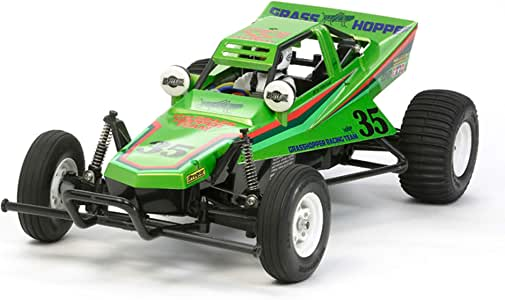 Tamiya 300047348 Grasshopper Candy Green Edition