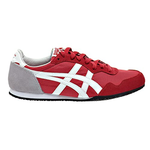 3b01b40e32fa9 ASICS Onitsuka Tiger Serrano Men's Shoes Red/White d109l-2502 (8 D(M ...