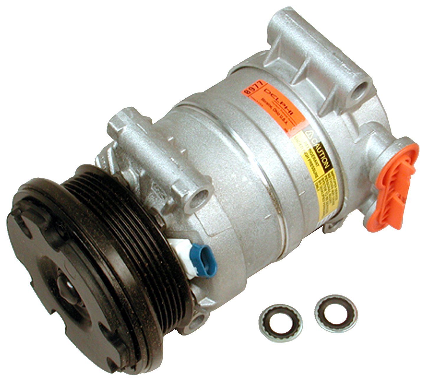 Delphi CS0121 Air Conditioning Compressor