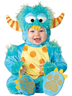 incharacter baby lil monster costume