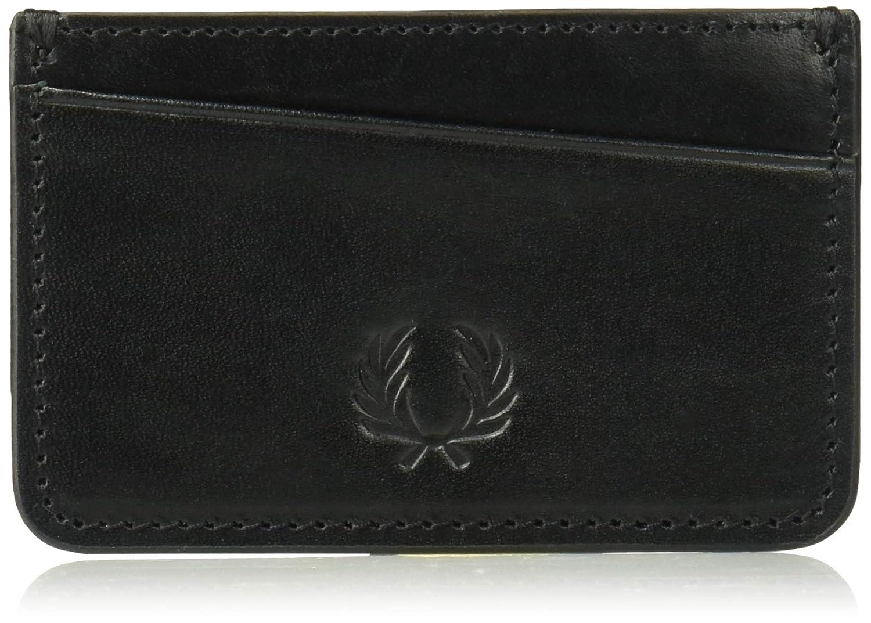 Fred Perry - Porta tarjetas de crédito Hombre talla única: Amazon.es: Ropa y accesorios
