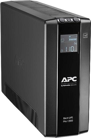 Apc By Schneider Electric Back Ups Pro Br1300mi Ups Computer Zubehör