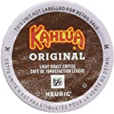 Kahlua Original K-Cups for Keurig Brewers, 24 Count (Pack of 4)