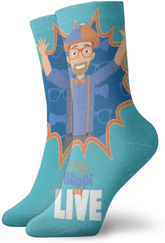Blippi Childrens Socks