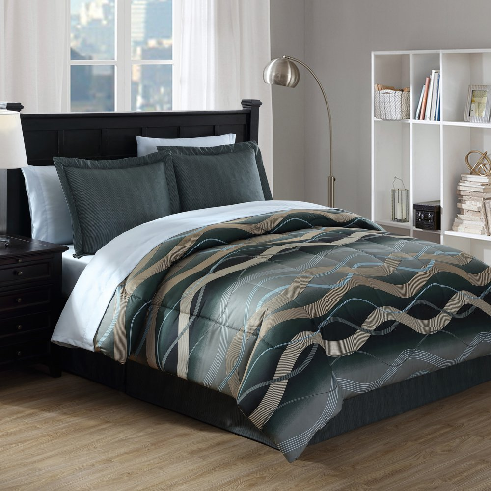 CDM product Ellison 6 Piece Convergence Bed in a Bag, Twin small thumbnail image