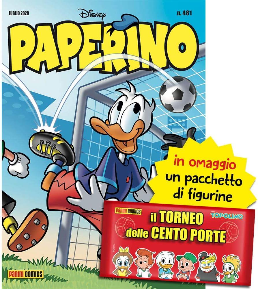 Italiano Disney Panini Comics #MYCOMICS Topolino N/° 3401