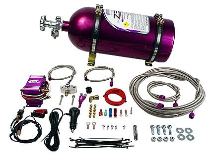 ford 4.6 nitrous build