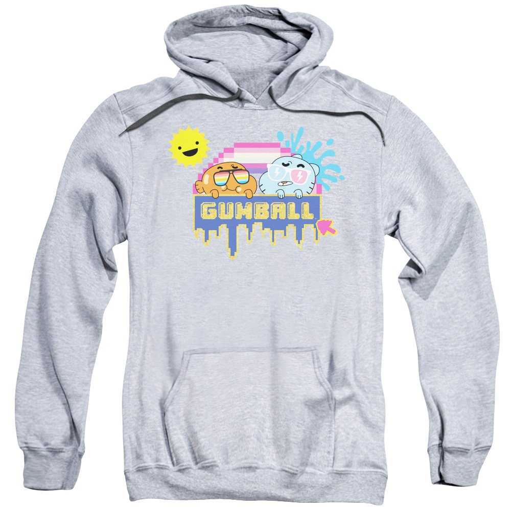 Amazing World Of Gumball - - Sunshine Hoodie für Männer
