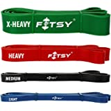 FITSY® Resistance Band for Pilates, Yoga & Fitness Workout