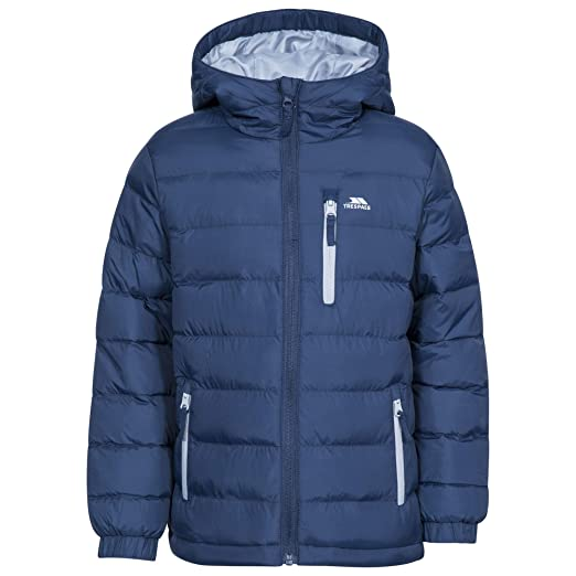 74749a39e Amazon.com  Trespass Childrens Kids Aksel Padded Jacket  Clothing