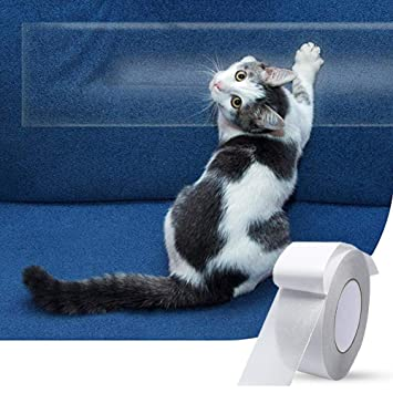 Fine Amazon Com Xlbhd Anti Scratch Cat Training Tape Clear Stop Short Links Chair Design For Home Short Linksinfo