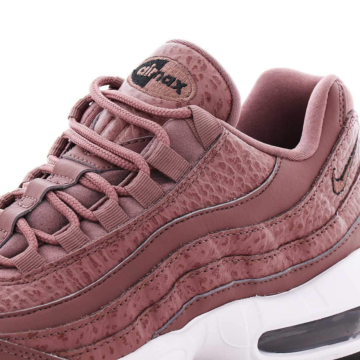 ad58bfc5865e18 Nike Damen WMNS Air Max 95 Lea Sneakers  Amazon.de  Schuhe   Handtaschen