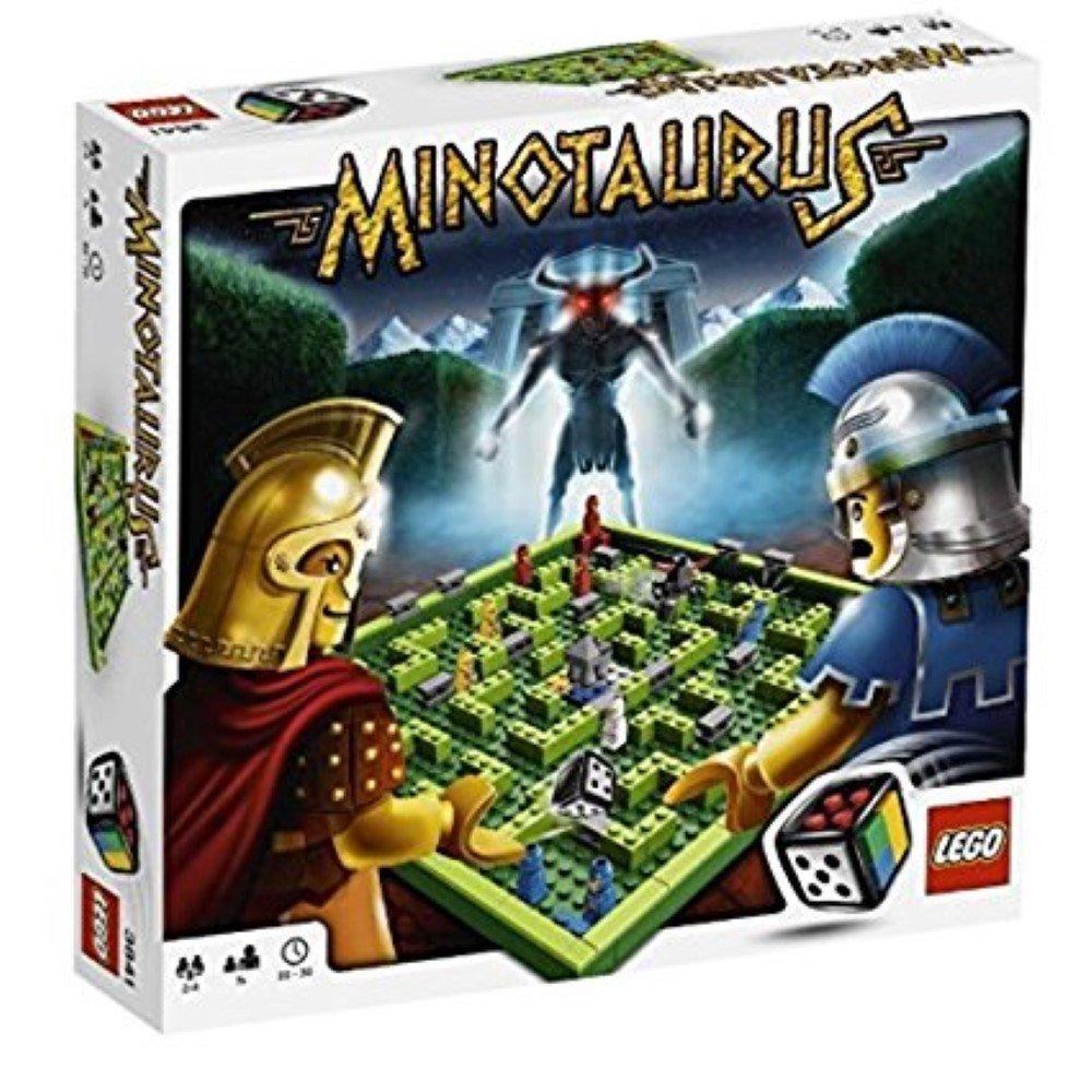 Lego Games 3841 Minotaurus Amazon Toys Games