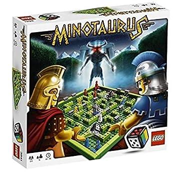Lego Spiele 3841 Minotaurus Amazonde Spielzeug