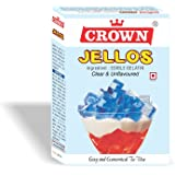 Crown Jellos Gelatin 50G X Pack Of 2 Total:100G