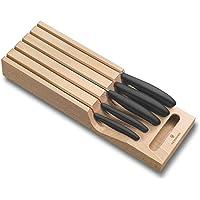 Victorinox in-Drawer Knife Holder in-Drawer Knifeholder, Birkwood, 6.7143.5