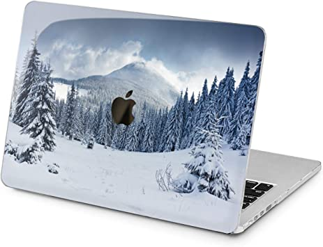 Forest Laptop 11 Inch Macbook Air 13 Case Trees Macbook Pro 15 Cover Macbook 12