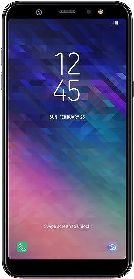 Samsung Galaxy A6 Plus Smartphone (15,36 Cm (6 Zoll) Amoled ...