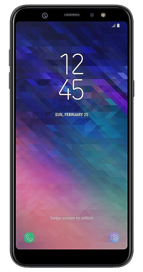 Amazon com: Samsung Galaxy A6 Plus SM-A605FN/DS 3GB RAM,32GB ROM