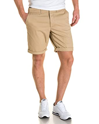 bce7dfc02a4022 Jack and Jones - Chino Beige enzo Shorts - Color  Beige