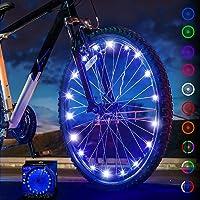 Activ Life Led Fietswielverlichting Inclusief Batterijen - 100% Heldere Fietsverlichting - Spaakverlichting Zichtbaar…