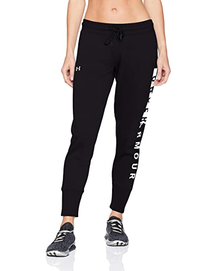 4c428459b54 Amazon.com  Under Armour Women s Cotton Fleece WM Pant  Sports ...