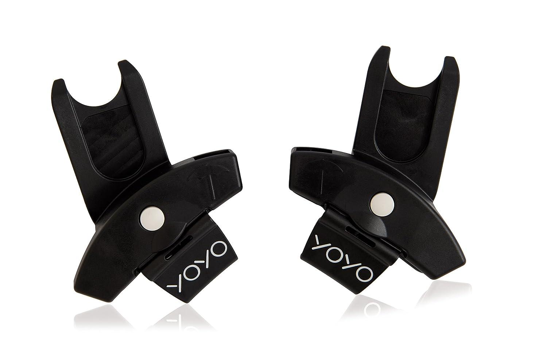 Babyzen YOYO+ Car Seat Adapters - Black - One Size BabyZen USA BZ10205-01