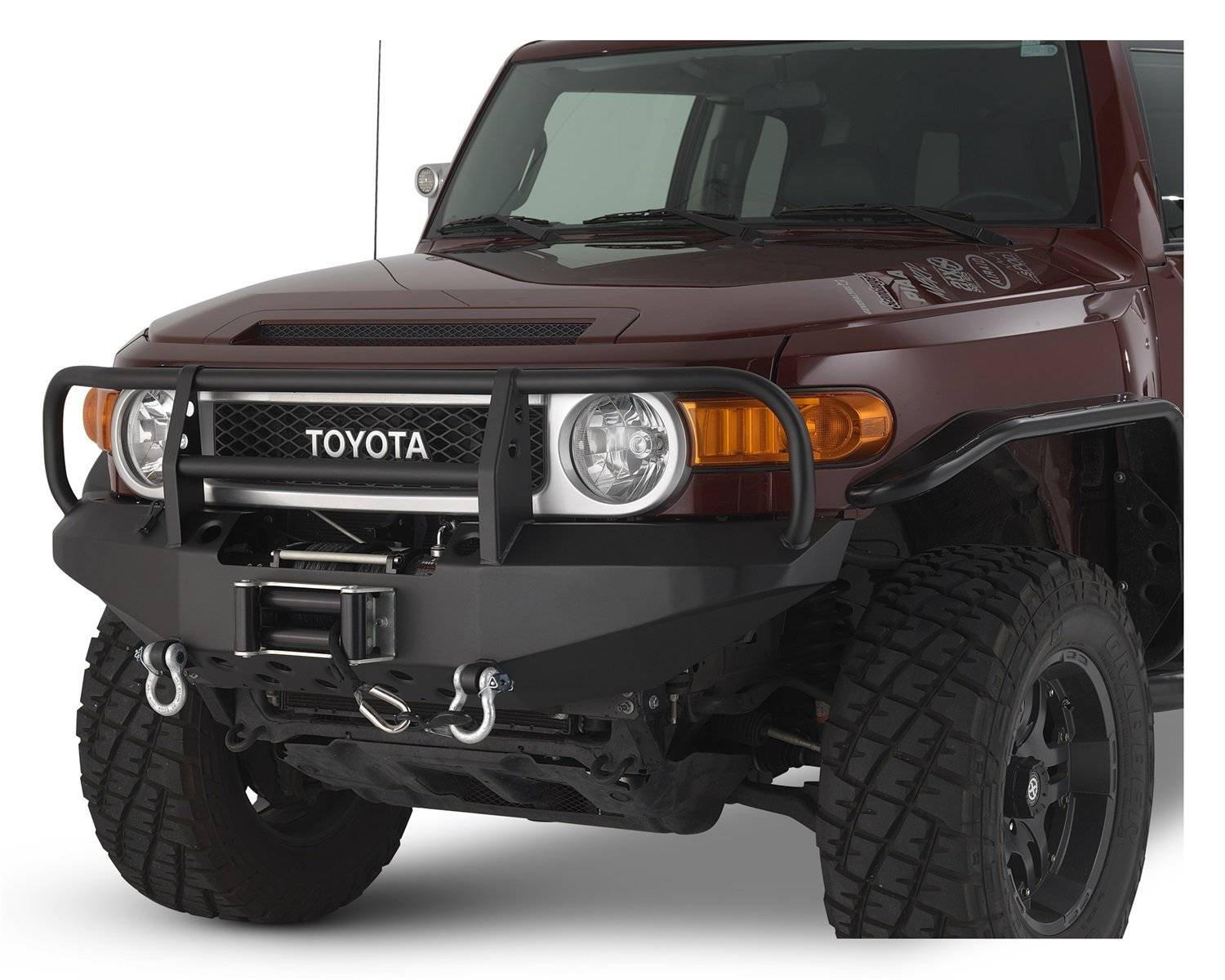 Warrior Products 3530 Front Winch Bumper