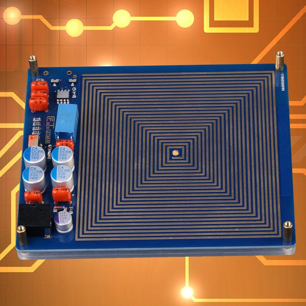 Ultra-Low Frequency Pulse Generator 7.83HZ Schumann Wave Generator Nobsound 2019 Schumann Upgraded Version Wave for Relax Sleep