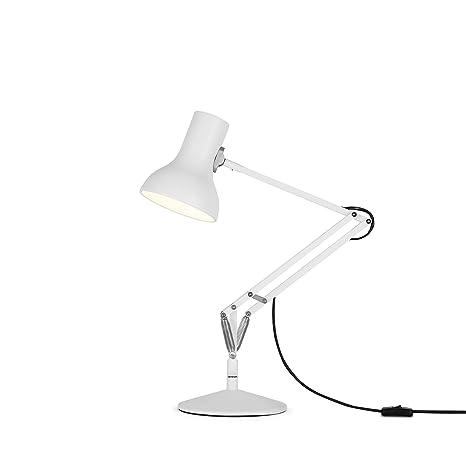 Alpine Desk Anglepoise Lamp Type 75 Mini White 5AR4jL