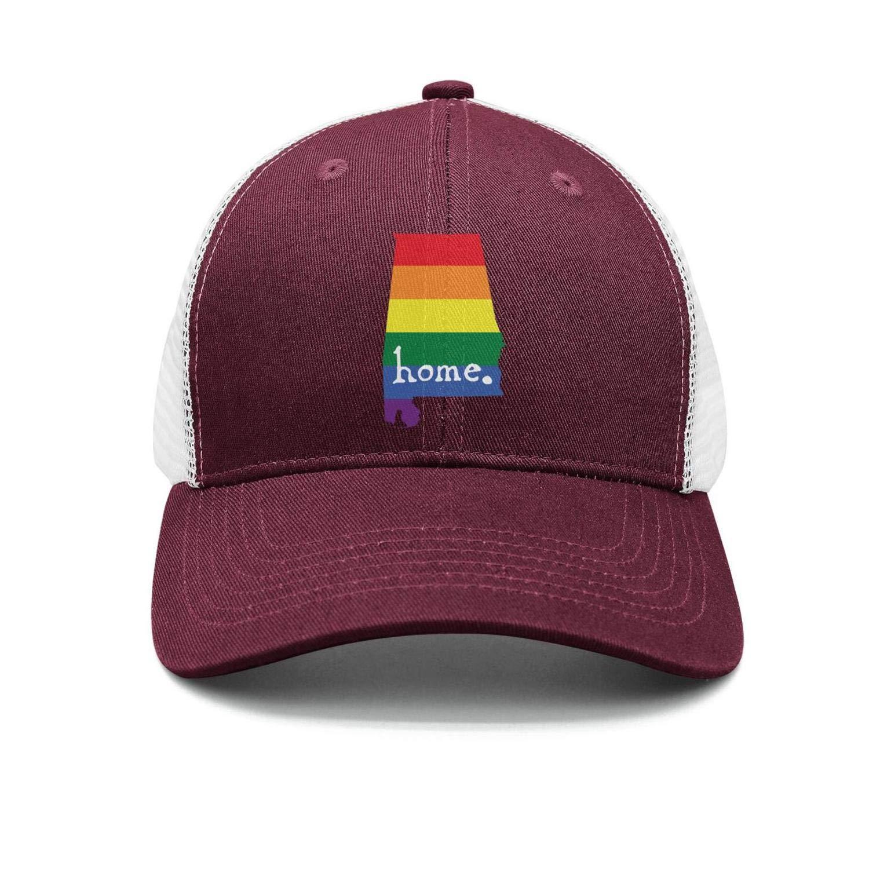 Cat Sunglasses Eyeglasses Rainbow Color LGBT Baseball Cap Men//Women Style Baseball Caps