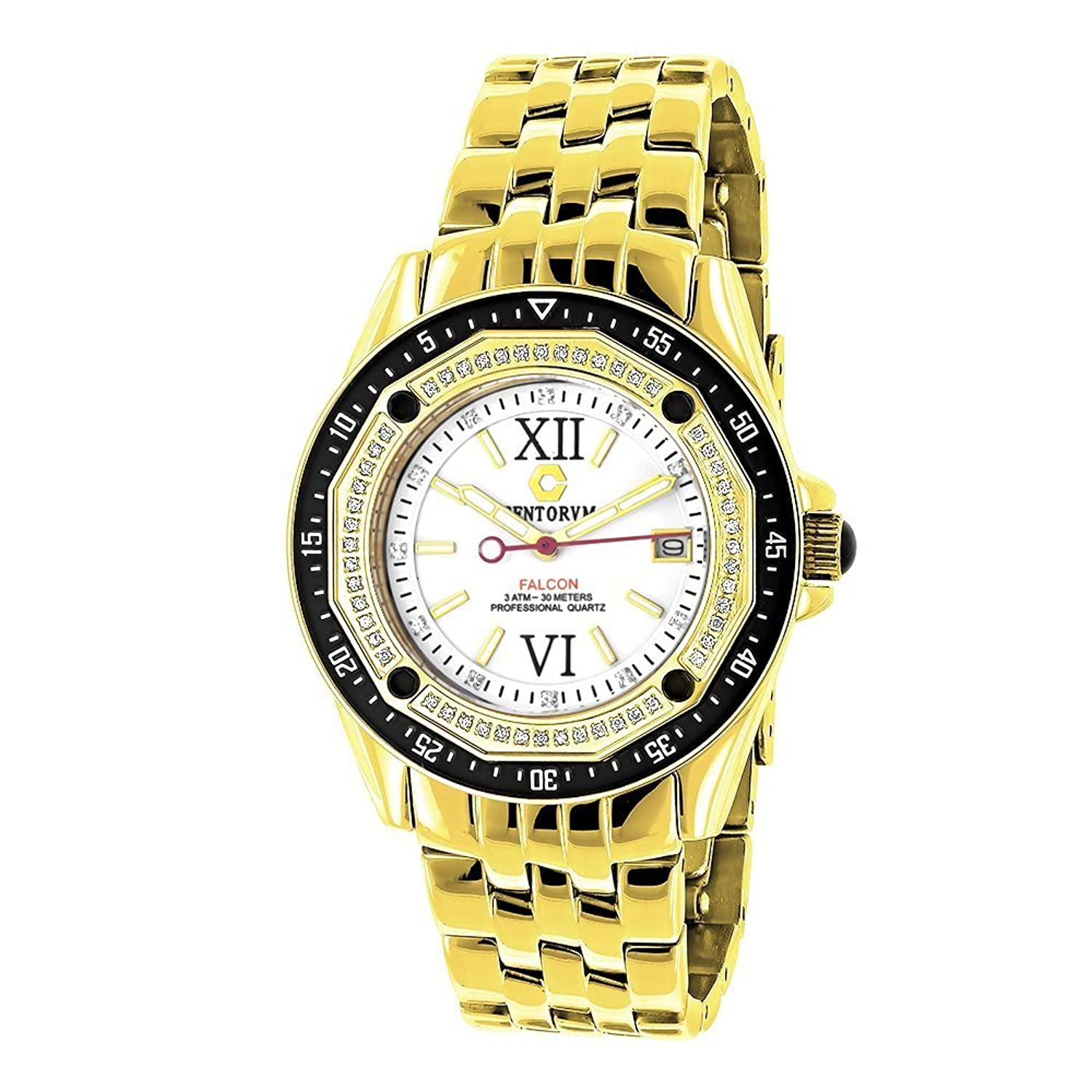 Centorum Watches: Midsize Falcon Diamond Watch 0.5ct