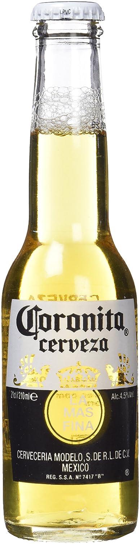 Coronita Cerveza 21Cl 4.6º - 2 Paquetes de 6 x 210 ml ...