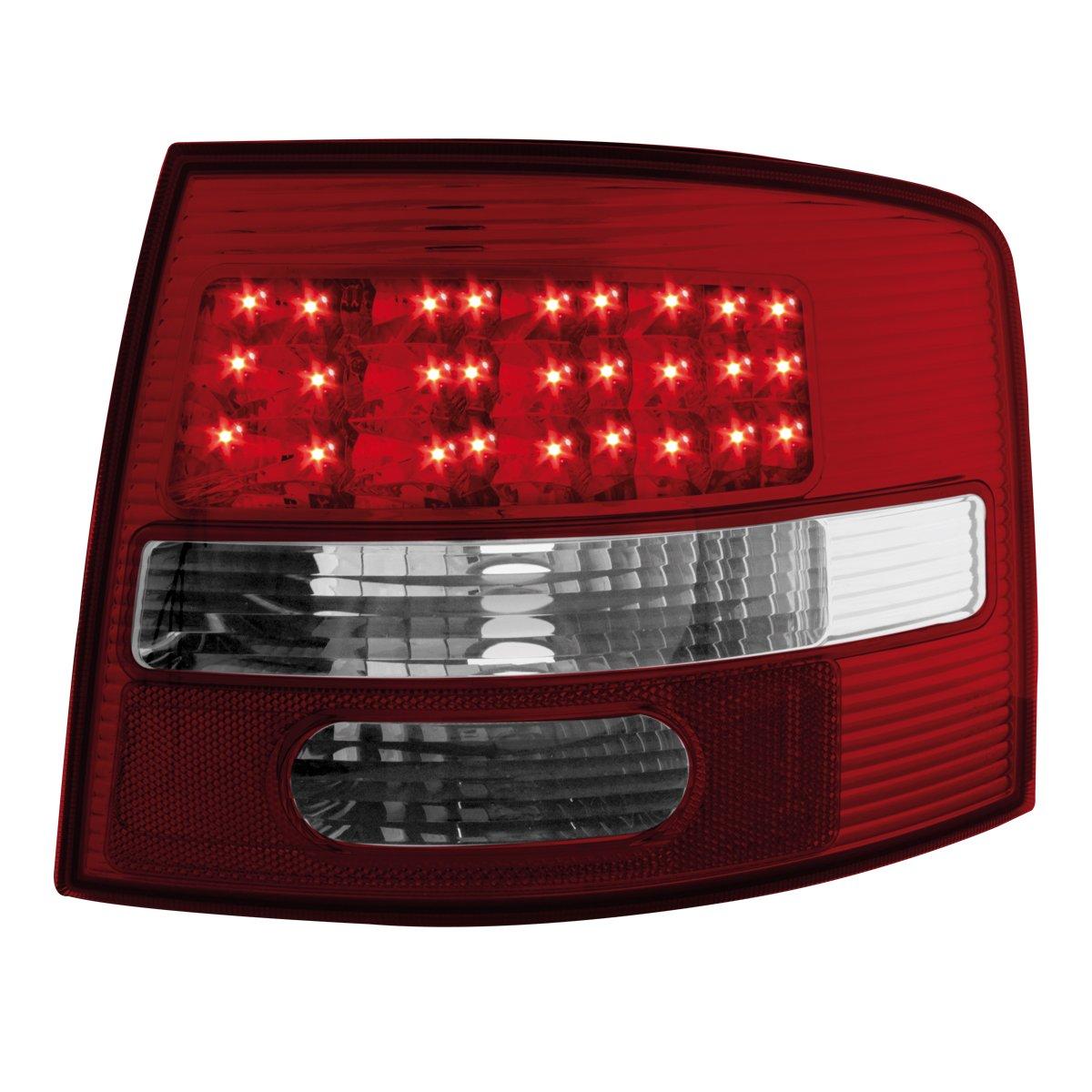 avant lighting. In. Pro. Lighting 33160Â LED Rear Lights, Red/Clear: Amazon.co.uk: Car \u0026 Motorbike Avant S