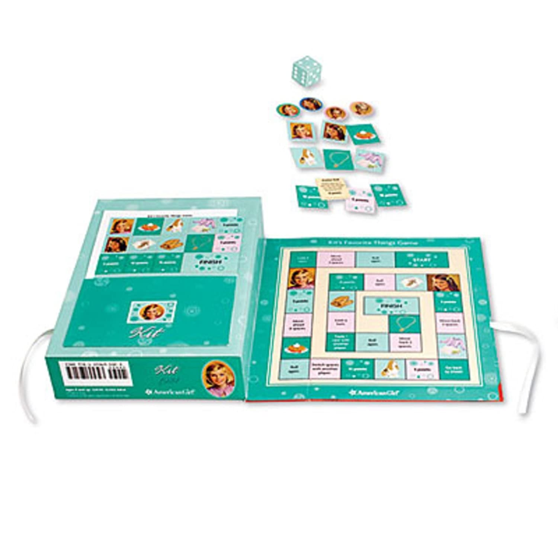 American Girl Mini Kit with 6 Books and Board Game.