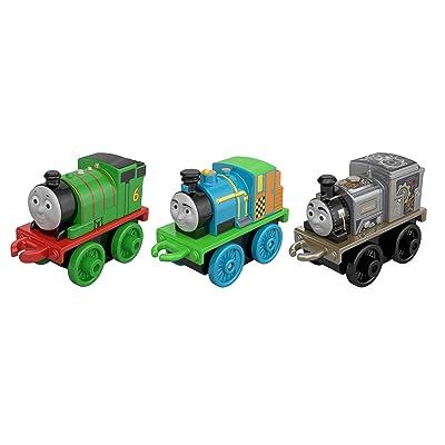 Thomas the Train Minis 3-pack #1: Toys & Games
