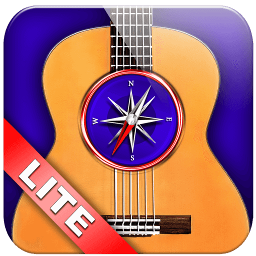 Song Charts Chord - Guitar Chords Compass Lite - learn the chord charts & play them