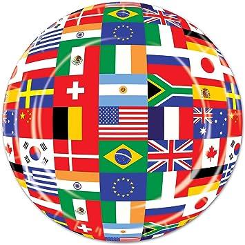 Desconocido 8 INTERNATIONAL FLAG 7