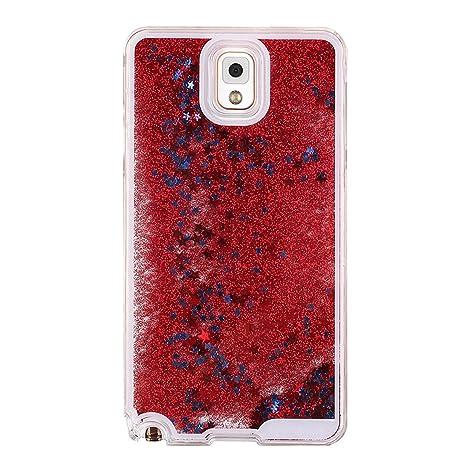 Funda para Samsung Note 3,case cover para Samsung Note 3,IFEDA Acuario Serie Bling Estrella cubierta para Samsung Note 3,cristal estuche carcasa de ...