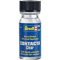 Revell- Contacta Clear Pegamento líquido Transparente para maquetas