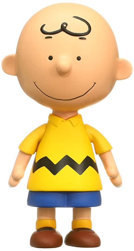 1283173e03 Amazon.com  Medicom Peanuts  Charlie Brown Ultra Detail Figure  Toys   Games