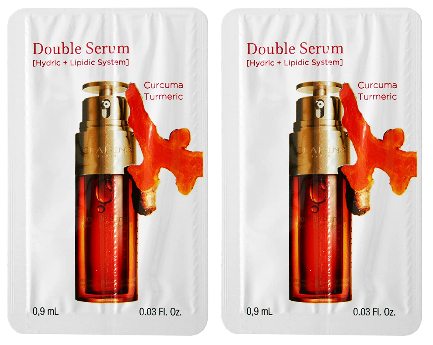 Amazon.com: Clarins Double Serum Hydric + Lipidic System ...