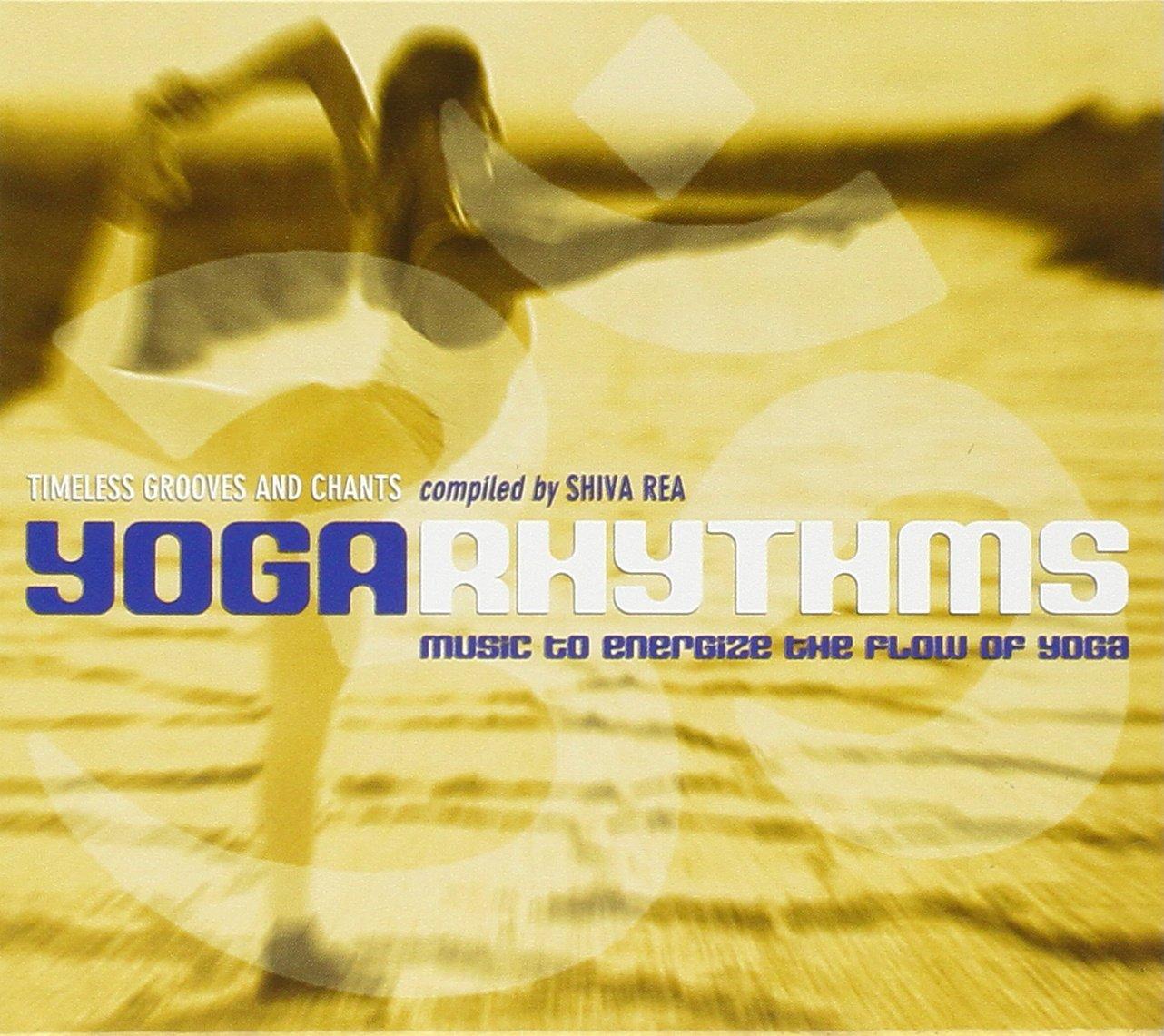 Yoga Rhythms: Music to Energize the Flow of Yoga pdf epub